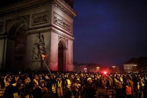 διαδήλωση- Παρίσι